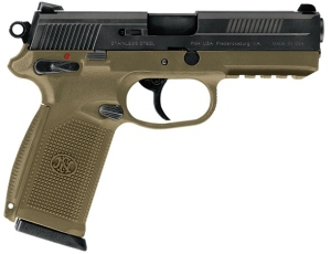fnx-45 Good lookin Gun